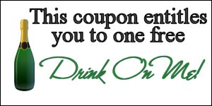 drink on me coupon