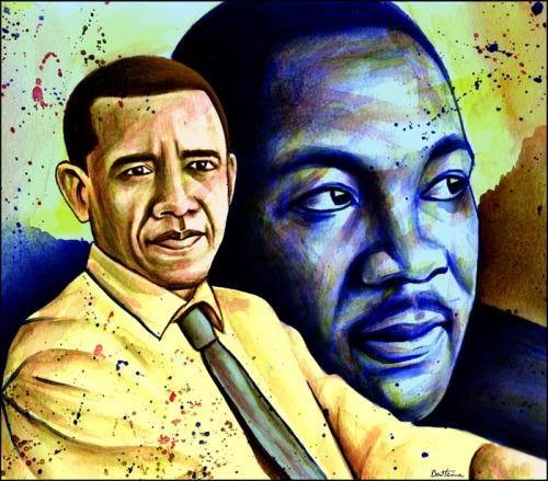 king and obama