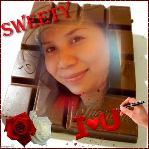 sweety I love you