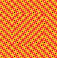 box appears to move