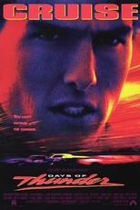 tom cruise - days of thunder