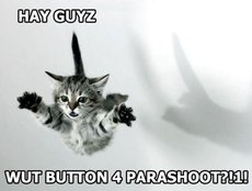 hey guys what button for parachute?