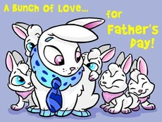 a bunch of love for fathers day