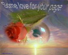 some love for your page
