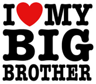i love my big brother