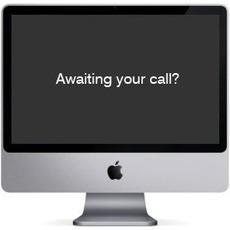 awaiting your call