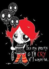 it's my party and i'll cry if i want to