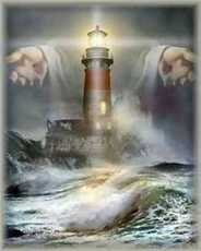 the hands of god lighthouse
