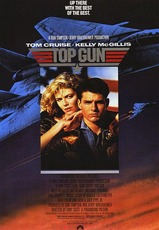 tom cruise - kelly mcgillis - top gun