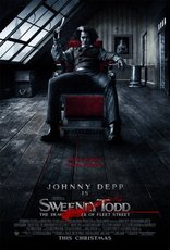 johnny depp is sweeny todd