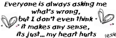 my heart hurts quote