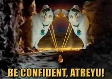 be confident atreyu neverending story spoof