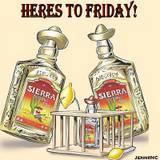 heres to friday