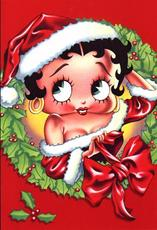 christmas betty boop