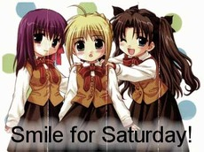 smile for saturday anime