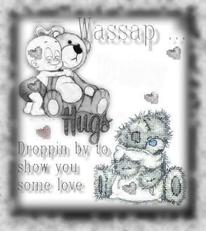 wassap droppin by to show you some love