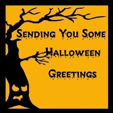 sending you some halloween greetings